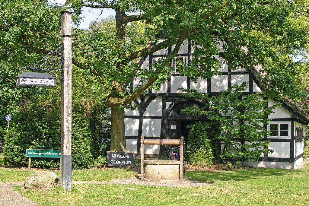 Grönegaumuseum im Grönenbergpark